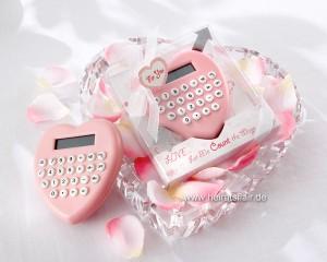 Taschenrechner Herz
