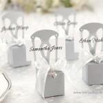 Miniaturstühlchen