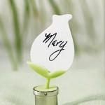Tischkartenhalter Tulpe
